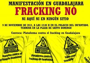 mani fracking Guada